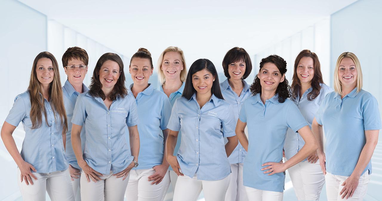 Unser Zahnarzt Team - Zahnprophylaxe & Prävention