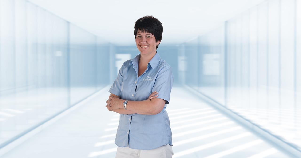 Unser Team für Patientenbetreuung - Dr. Schmid Zahnärzte für Ihr Wohlbefinden
