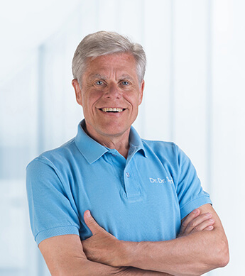 Implantologie & Ästhethik DR. DR. PETER SCHMID, MSC.