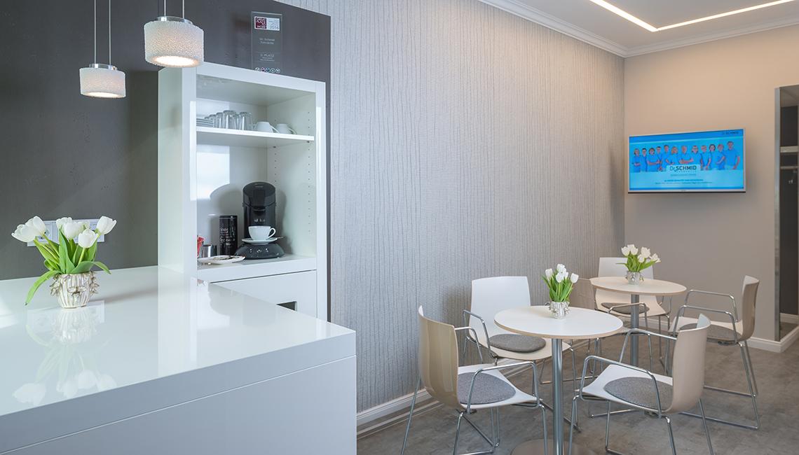 Kaffeelounge Zahnarzt Neu-Anspach