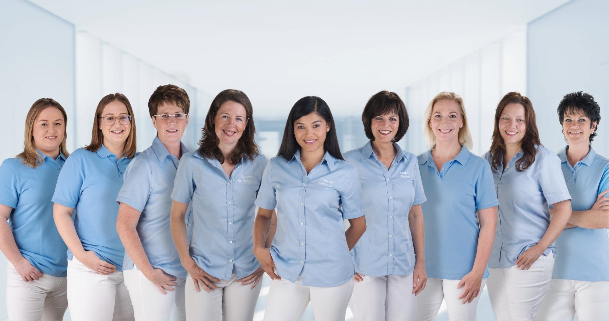 Das gründliche Team der Zahnreinigung in Neu-Anspach / Usingen und Umgebung