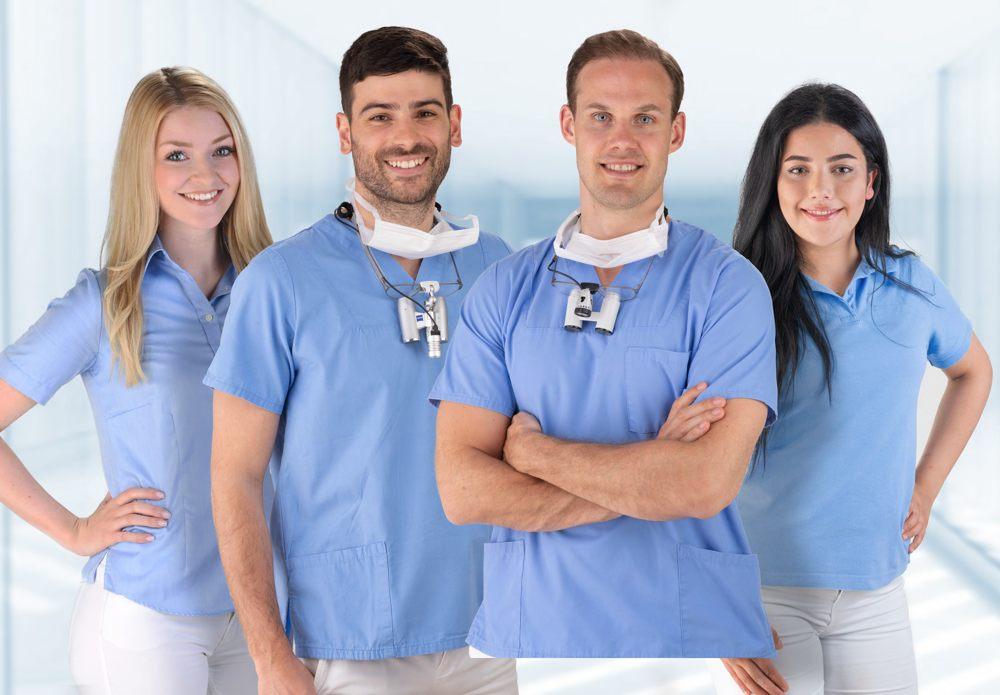 Team der Oralchirurgie