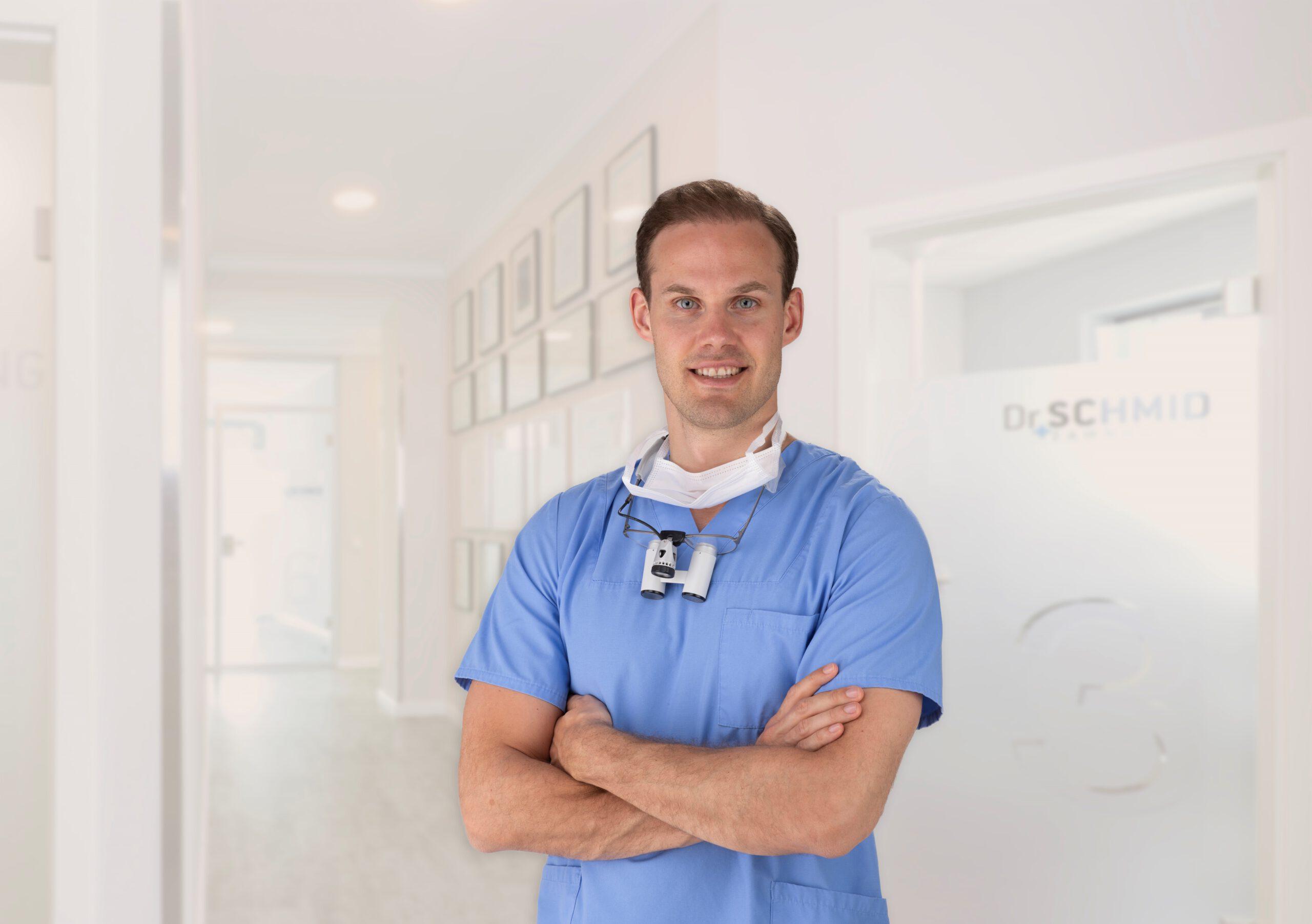 Dr. Christopher Schmid - Oralchirurgie
